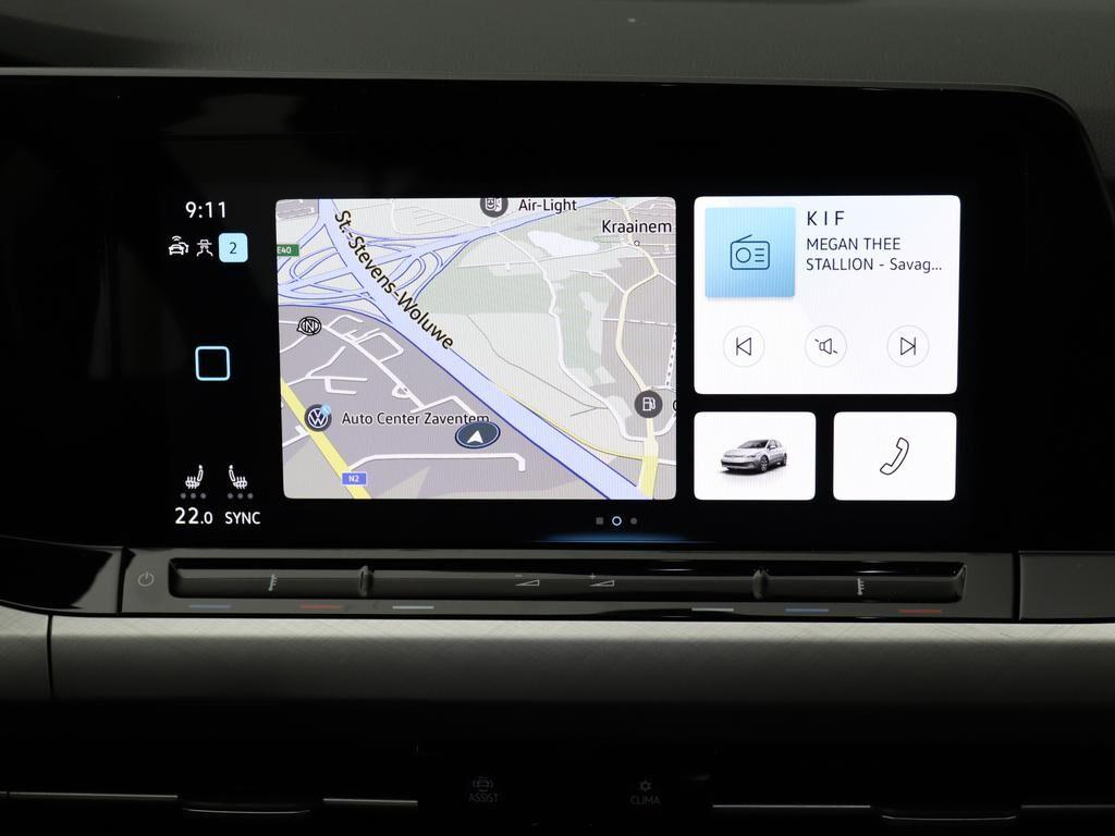 Volkswagen Golf VIII 1.5 TSI ACT Life OPF