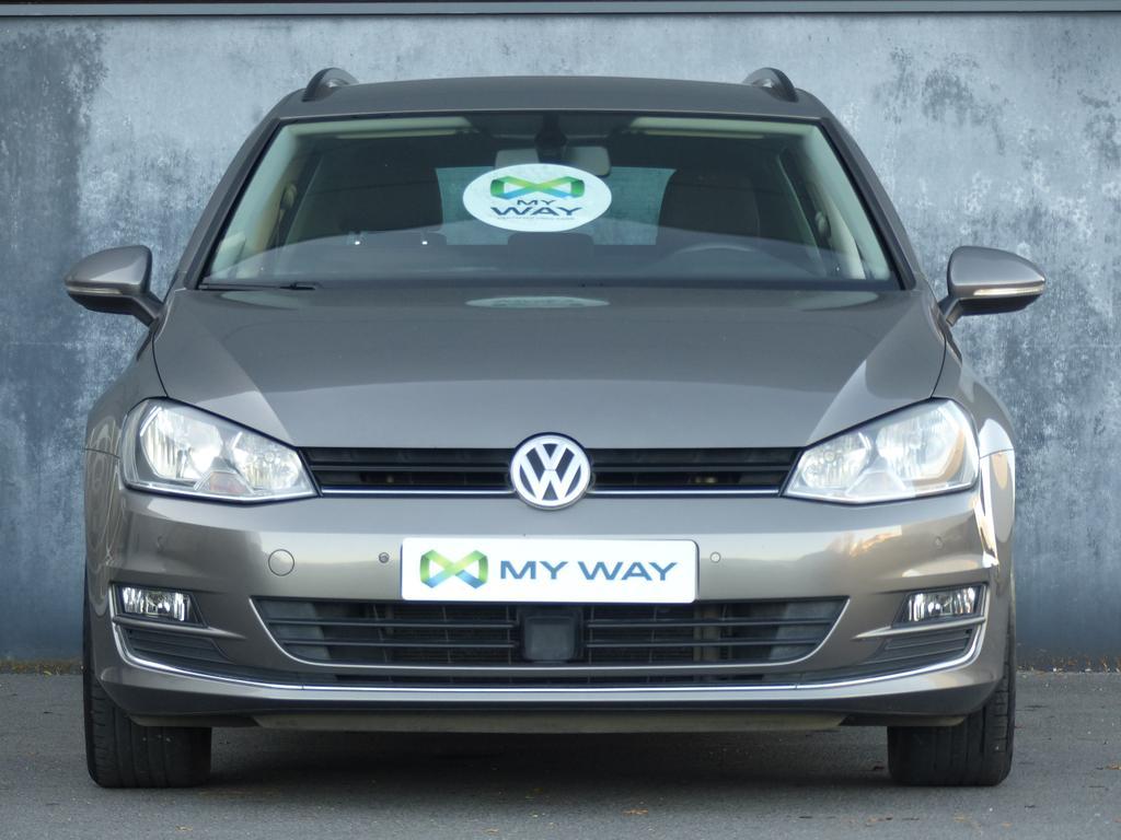 Volkswagen Golf Variant VII Highline*1.6 TDI 105pk EU5b*ADAPTIEVE CRUISE CONTROL*SENSOREN*TOPWAY.BE