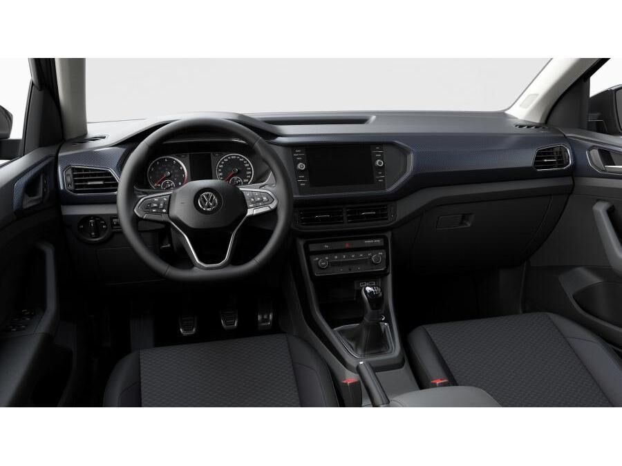 Volkswagen T-Cross 1.0 TSI United OPF 4/6