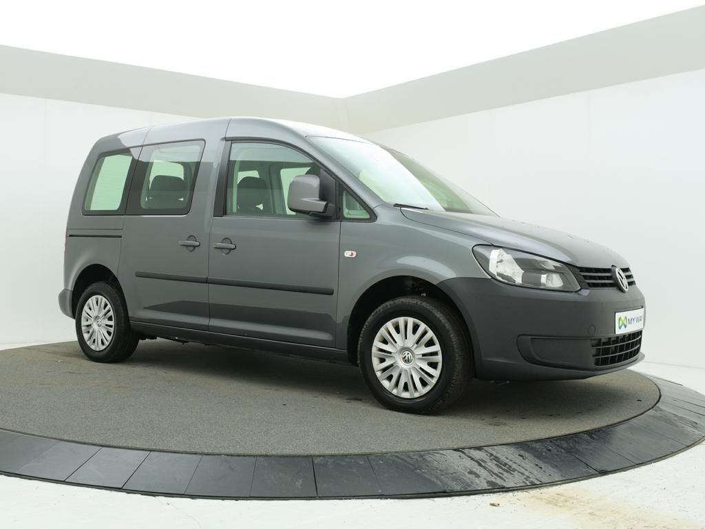 Volkswagen Caddy Life 1.6 CR TDi Baseline 3/14
