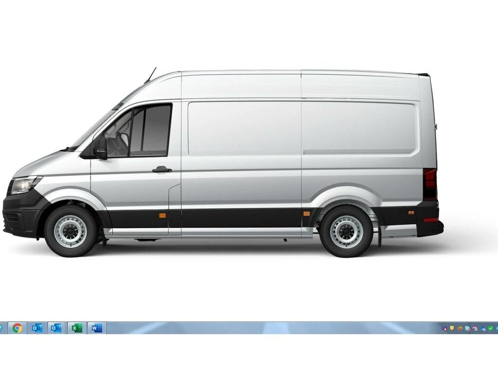 Volkswagen Crafter 2.0 CR TDi L3H2 Automatic-8 2/6