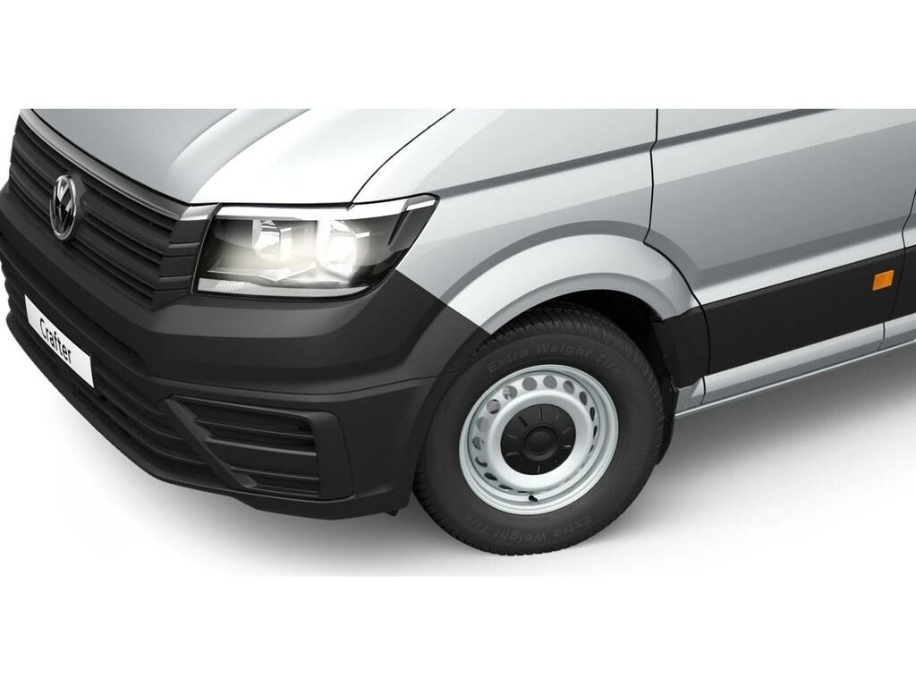 Volkswagen Crafter 2.0 CR TDi L3H2 Automatic-8 5/6
