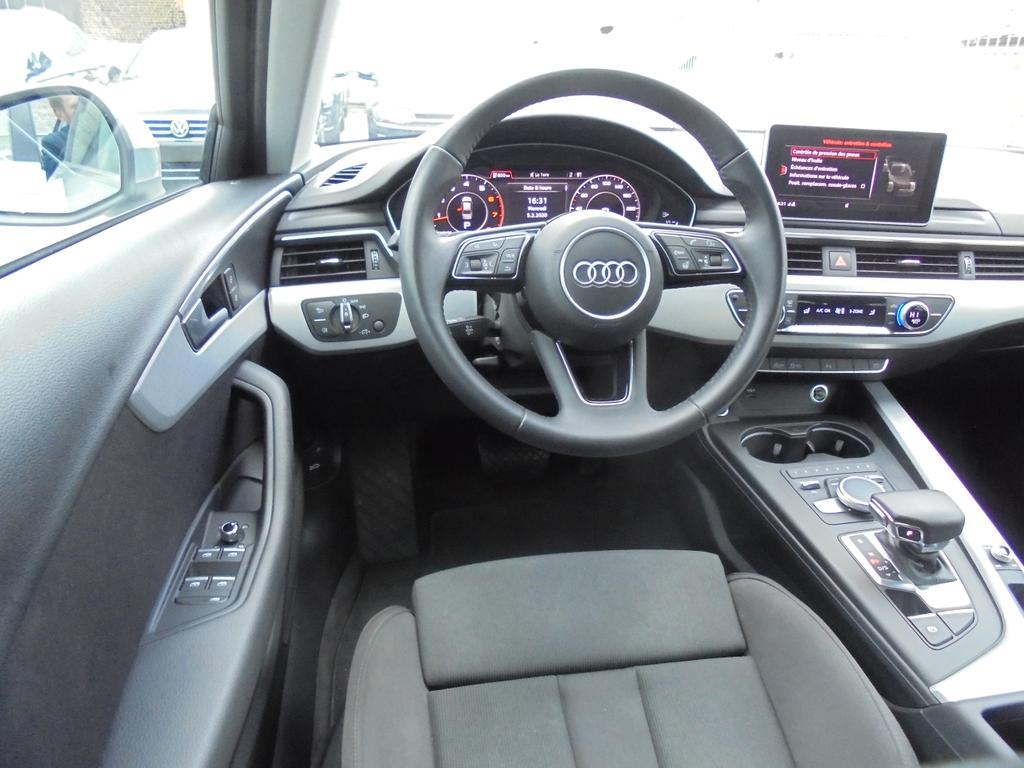 Audi A4 35 TFSI Sport S tronic (EU6d-TEMP) 9/16