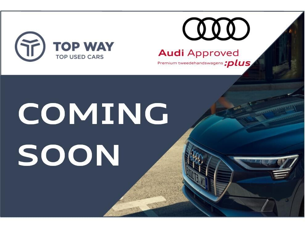 Audi A3 Sportback 1.6 TDI 110pk EU6b*CRUISE*SENSOREN*GPS*BLUETOOTH*TOPWAY.BE