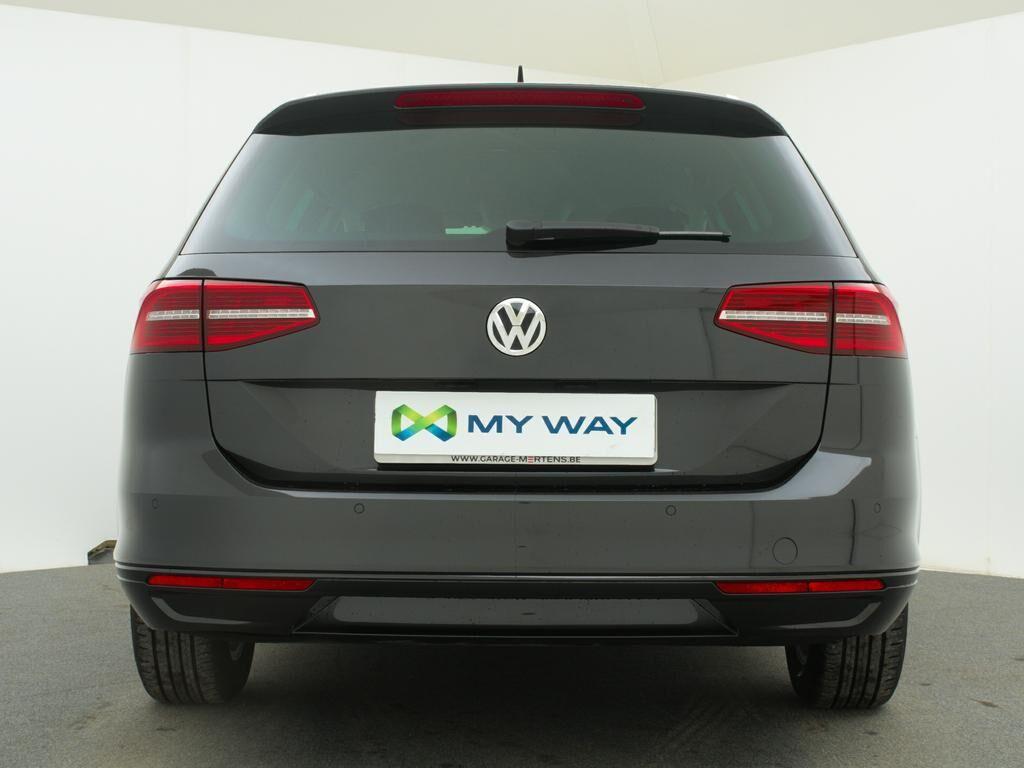 Volkswagen Passat Variant 1.6 TDi Comfortline DSG (EU6.2) 4/14