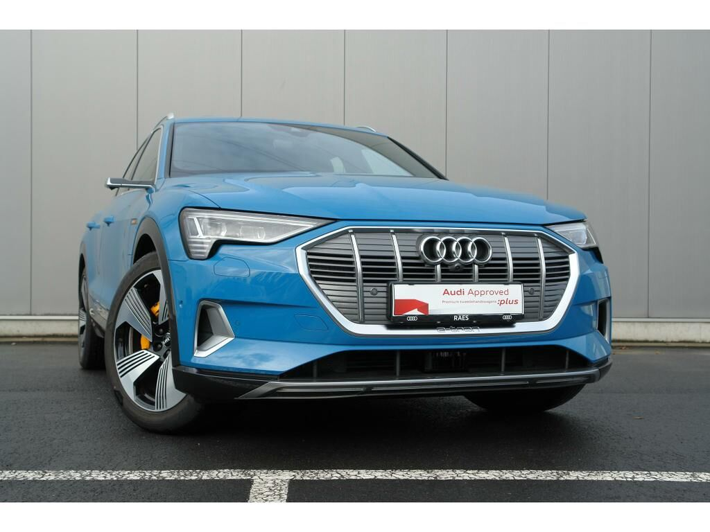 Audi E-Tron 55 Quattro Advanced (95 kWh) 3/17