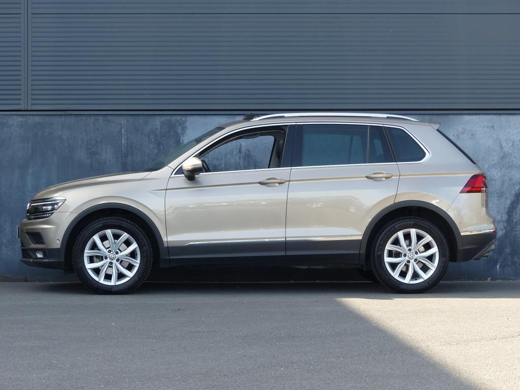 Volkswagen Tiguan Highline*1.4 TSI 150pk 4MOTION DSG*LED*PANO*ACC*CAMERA*LEDER*TOPWAY.BE