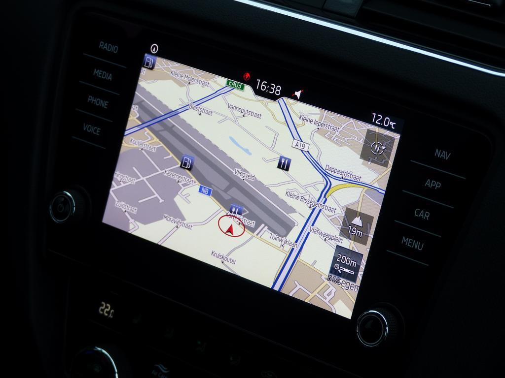Skoda Octavia SW **CNG** 1.4 TGI 110pk AUTOMAAT*GEEN TAKS*TREKHAAK*GPS*APP CONNECT*BLUETOOTH*TOPWAY.BE