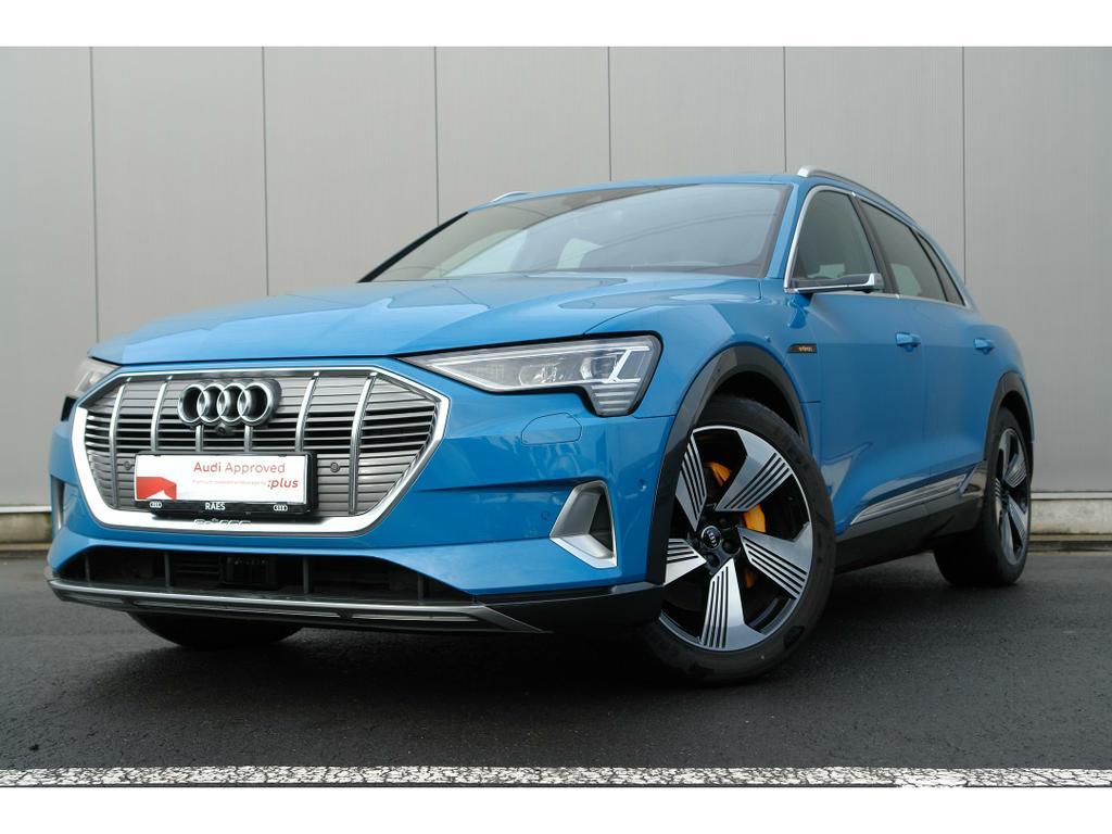 Audi E-Tron 55 Quattro Advanced (95 kWh) 1/17