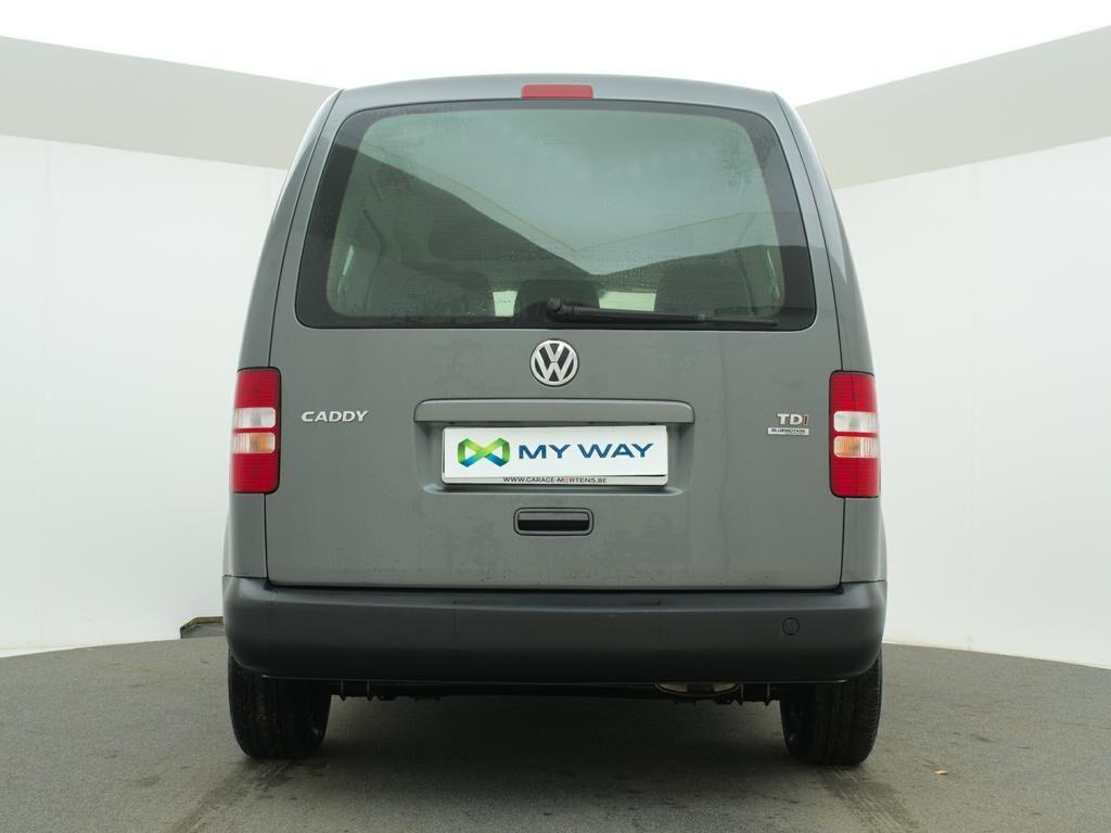 Volkswagen Caddy Life 1.6 CR TDi Baseline 6/14