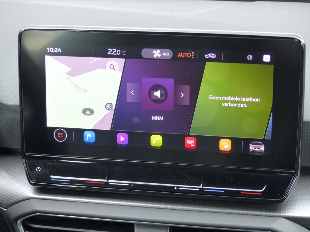 SEAT Leon Leon 5D Move 1.0 TSI 110pk (81kW) MANUEEL 6v EURO 6 AP