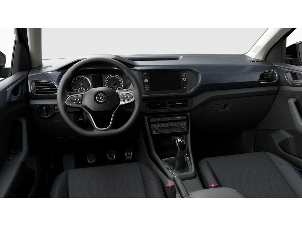 Volkswagen T-Cross 1.0 TSI United OPF DSG 4/6