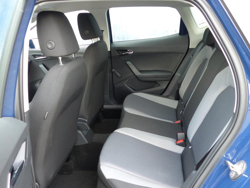 SEAT Ibiza 5P/D Style*1.0 CNG 90pk*GEEN TAKSEN*AIRCO*BLUETOOTH*SENSOREN*KORTRIJK*TOPWAY.BE