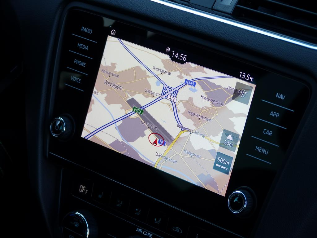 Skoda Octavia SW 1.6 TDI 115pk EU6b*DAB*GPS*BLUETOOTH*ZETELVERWARMING*TOPWAY.BE