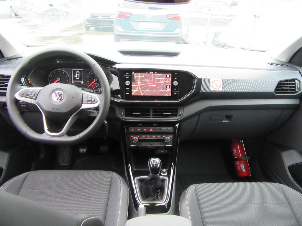 Volkswagen T-Cross 1.0 TSI Life OPF 5/15