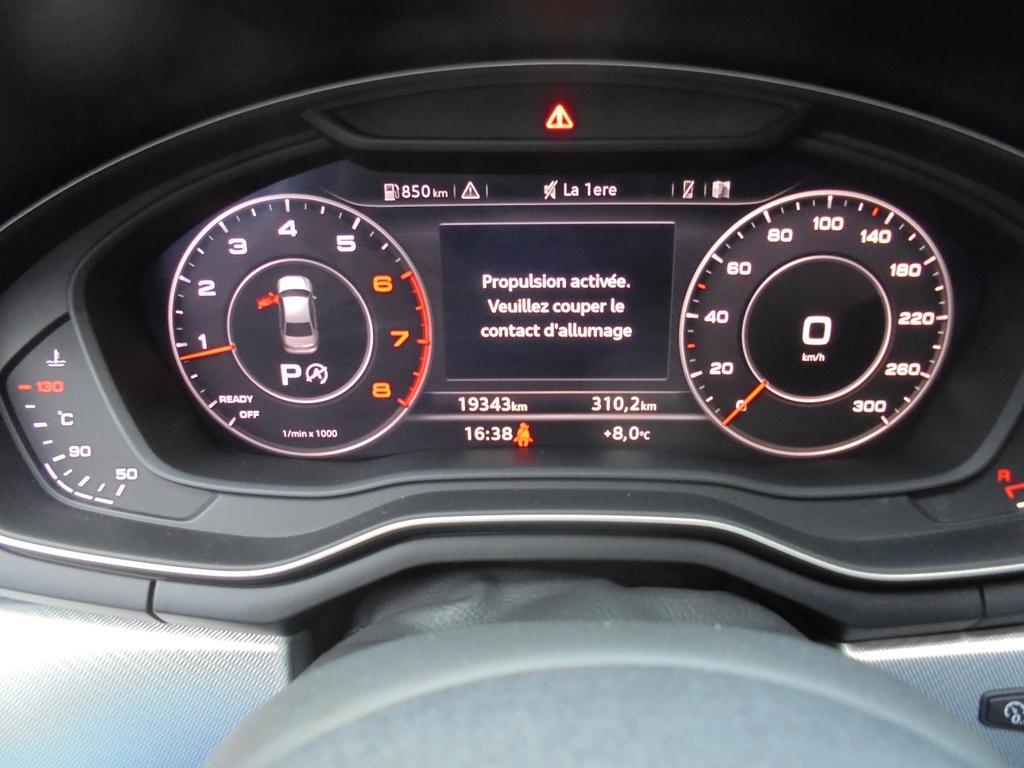 Audi A4 35 TFSI Sport S tronic (EU6d-TEMP) 12/16