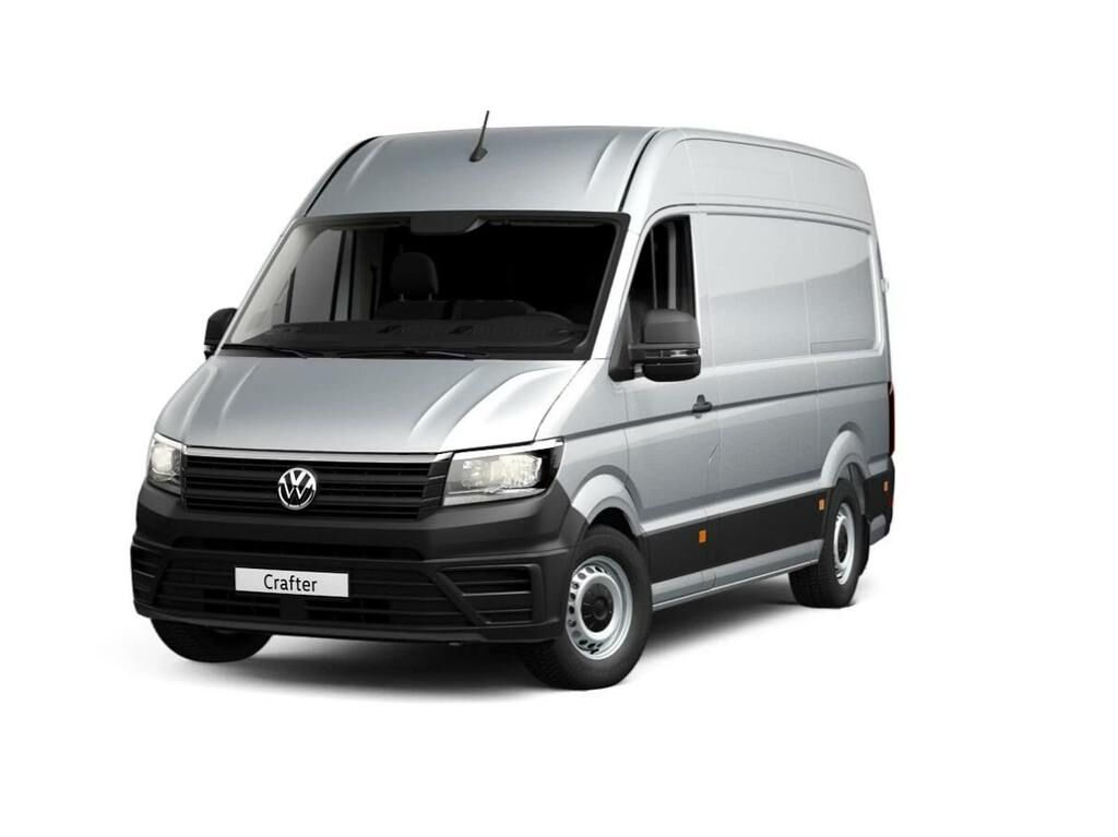 Volkswagen Crafter 2.0 CR TDi L3H2 Automatic-8 1/6