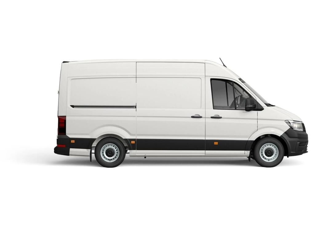 Volkswagen Crafter 2.0 CR TDi L3H2 Automatic-8 4/7
