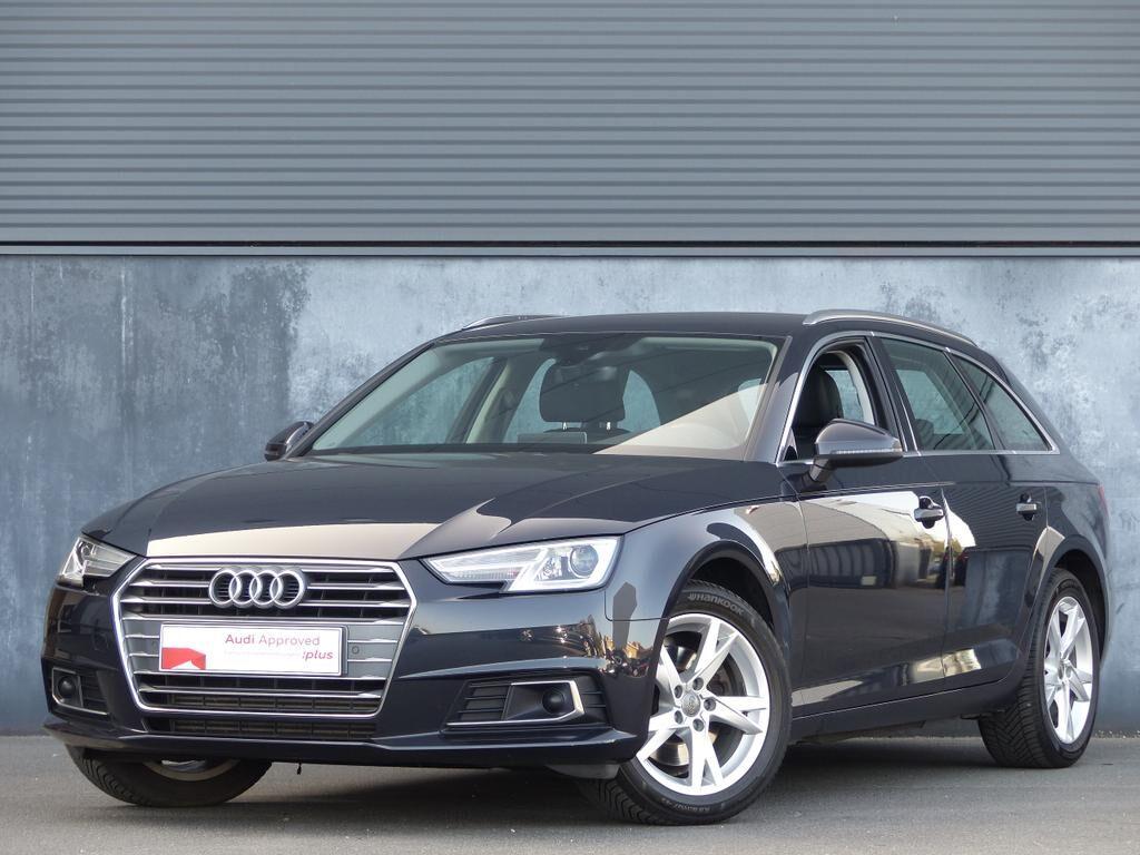 Audi A4 Avant 2L TFSI 190pk S-Tronic*XENON*ACC*CAMERA*VIRTUAL*TREKHAAK*LEDER*GPS PRO*TOPWAY.BE