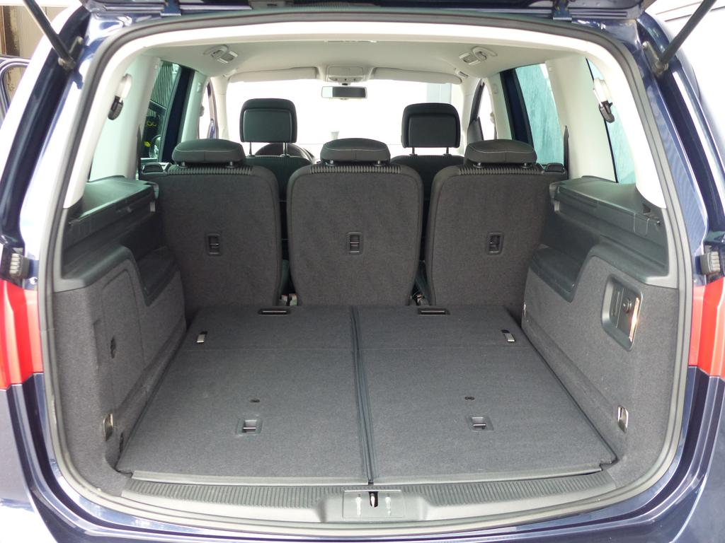 SEAT Alhambra 7pl*2L TDI 136pk*CAMERA*CRUISE*GPS*BLUETOOTH*SENSOREN*TOPWAY.BE