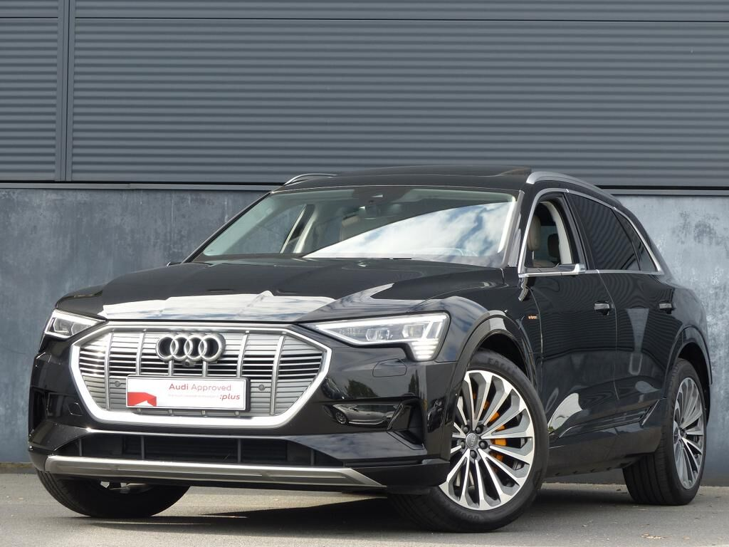 Audi E-Tron Advanced 55 Quattro *FULL*EXCLUSIVE*B&O*LED*360°*PANO DAK*KORTRIJK*TOPWAY.BE