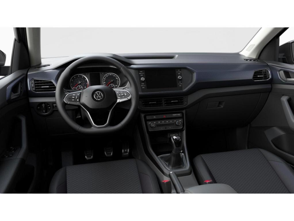 Volkswagen T-Cross 1.0 TSI United OPF 7/8