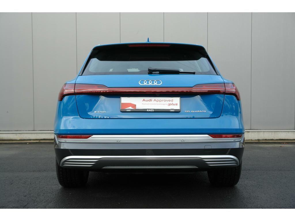 Audi E-Tron 55 Quattro Advanced (95 kWh) 6/17