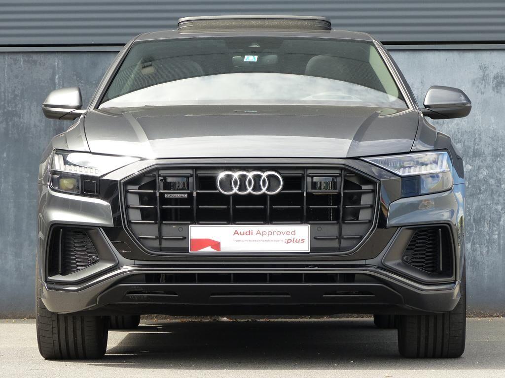 Audi Q8 TOP AANBOD *50 TDI Quattro 286 pk EU6d* NIEUWPRIJS 113.000 EUR *FULL OPTION