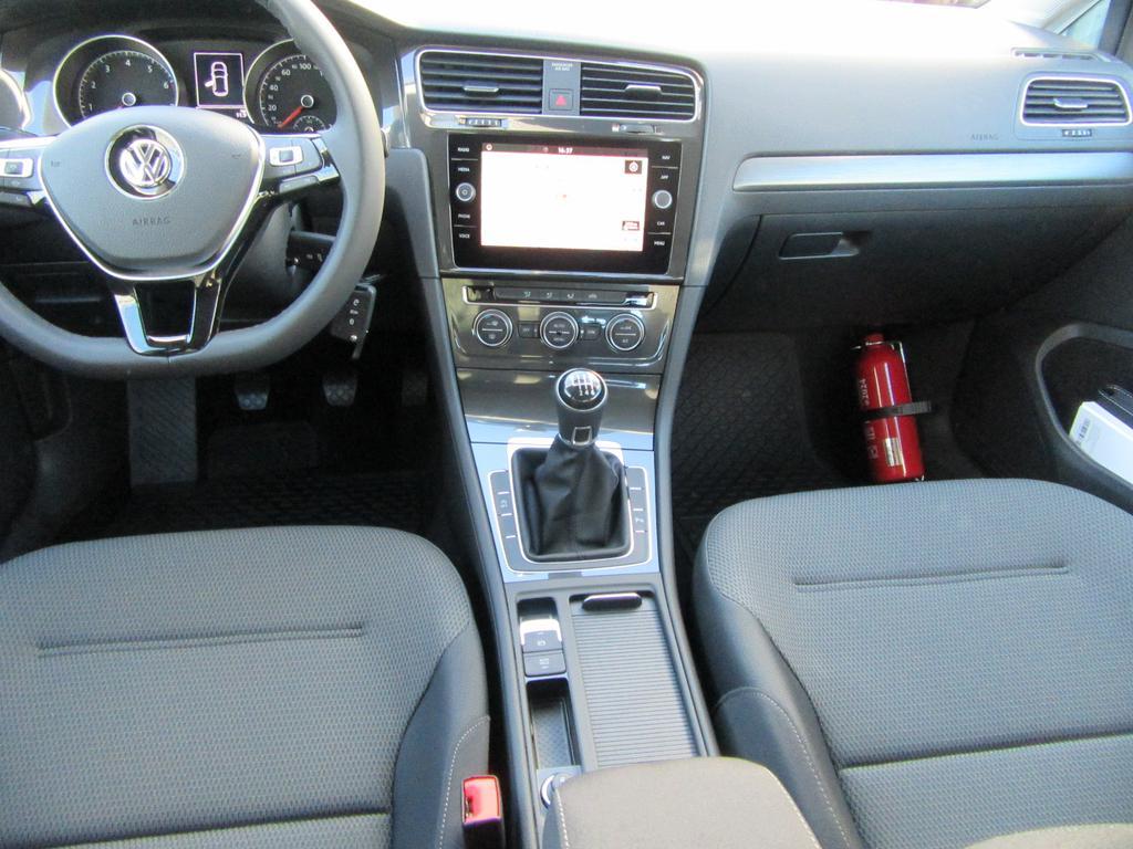Volkswagen Golf VII 1.0 TSI Comfortline OPF (EU6.2) 5/21