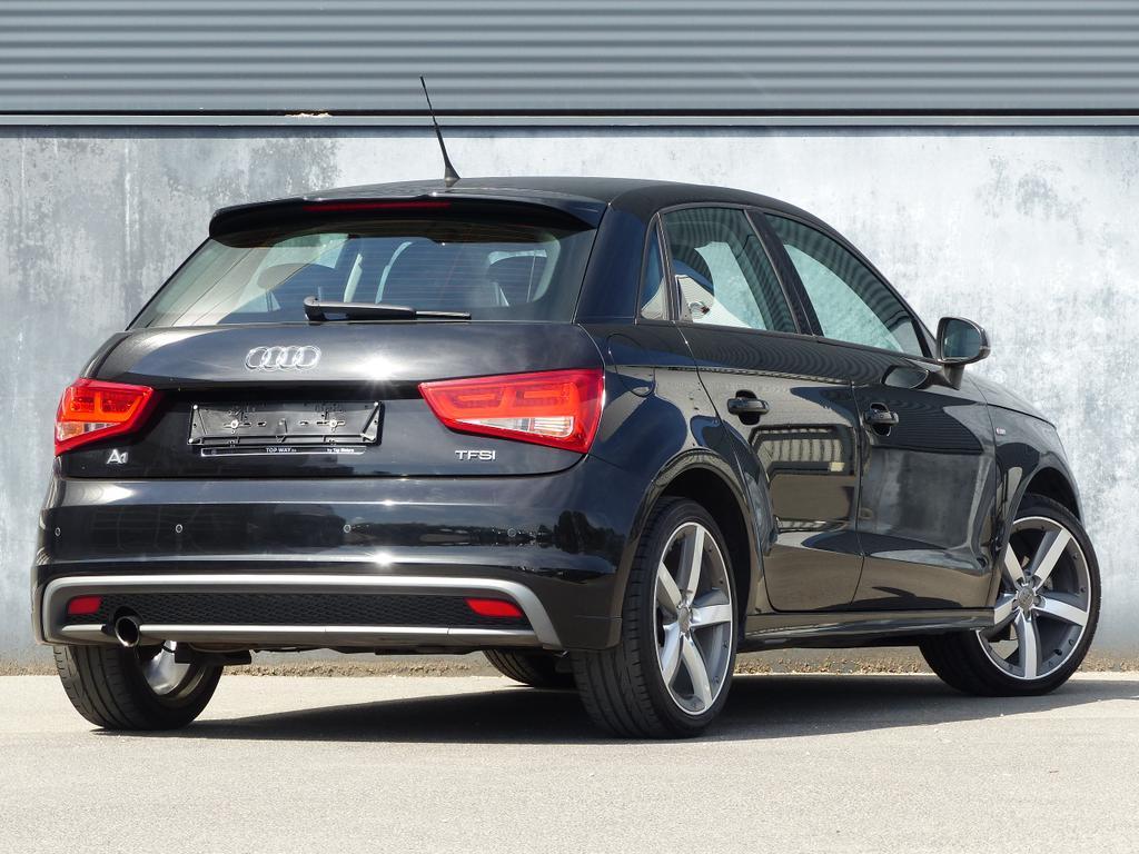 Audi A1 Sportback *SLINE Sportback 1.2 TFSI 86 pk *BLUETOOTH *TOPWAY.BE *KORTRIJK