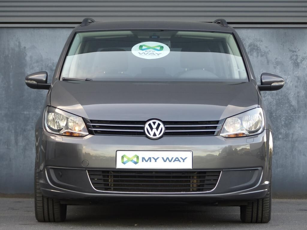 Volkswagen Touran **CNG** 1.4 TSI 150pk *GEEN TAKS*BLUETOOTH*CAMERA*TREKHAAK*TOPWAY.BE