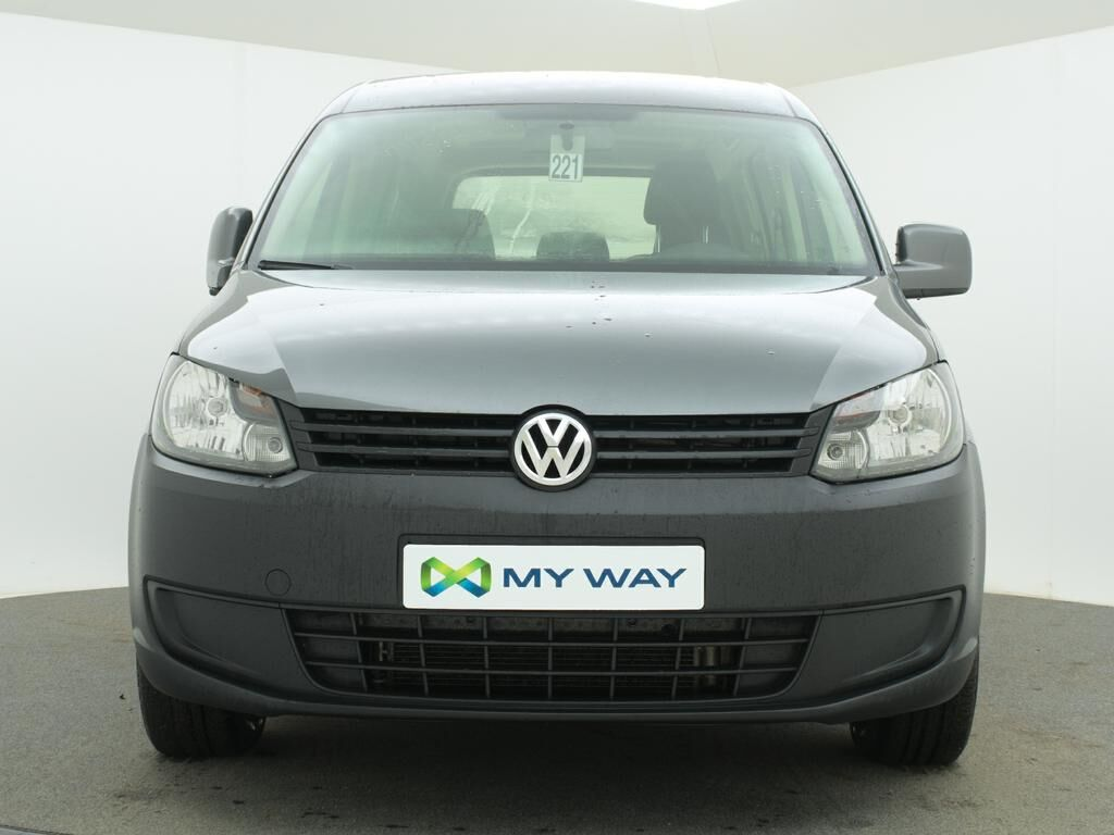 Volkswagen Caddy Life 1.6 CR TDi Baseline 5/14