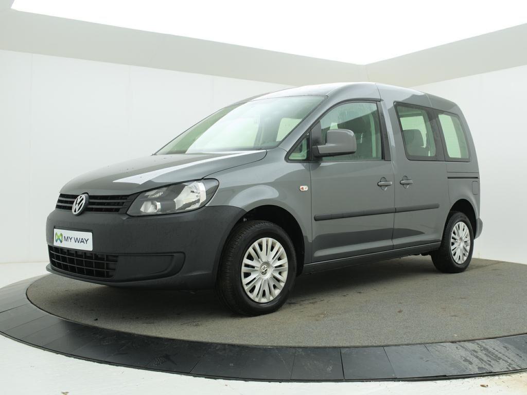 Volkswagen Caddy Life 1.6 CR TDi Baseline 1/14