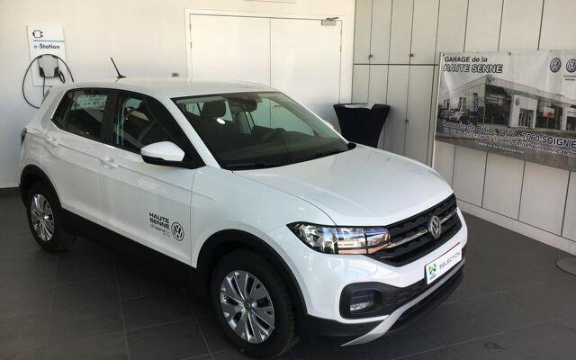 Volkswagen T-Cross 1.0 TSI OPF