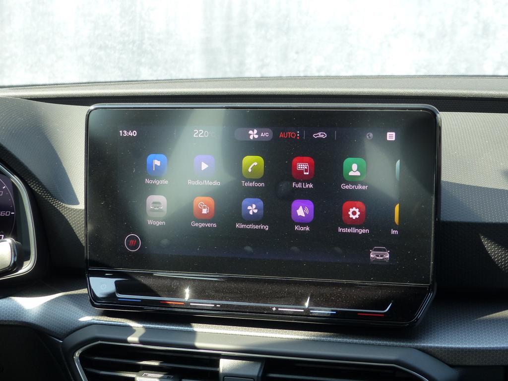 SEAT Leon ST Leon Break Move 1.5 TSI 130pk (96kW) MANUEEL 6v EURO 6 DG