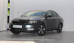 Skoda Octavia 1.6 CR TDi GreenLine Ambition