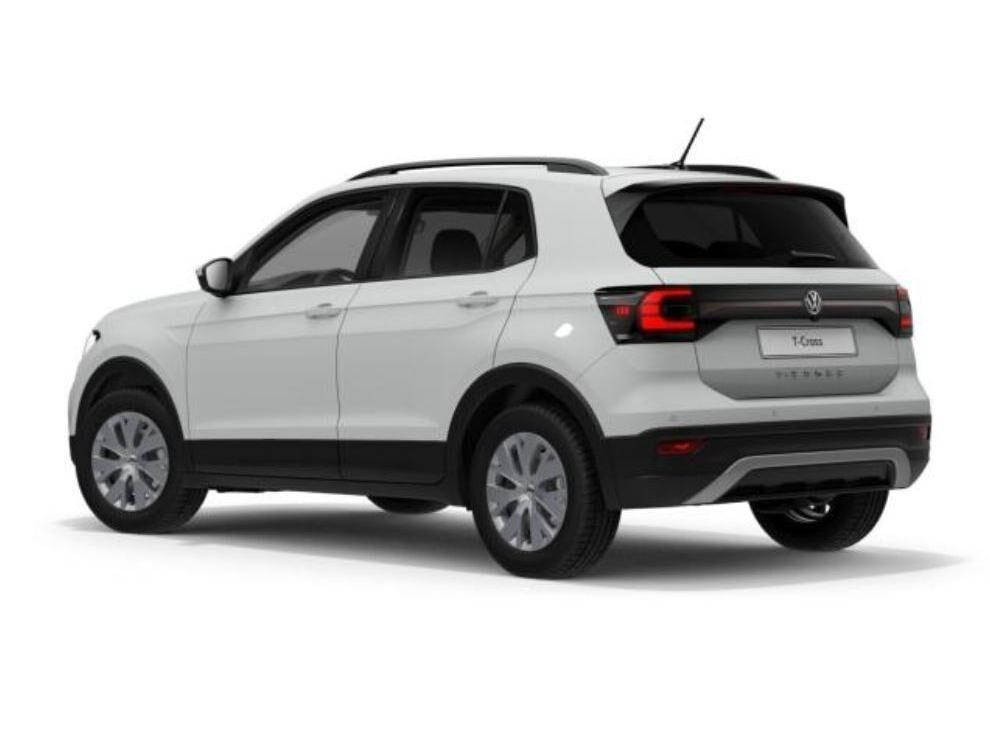 Volkswagen T-Cross Dsl 1.6 TDi SCR 2/3