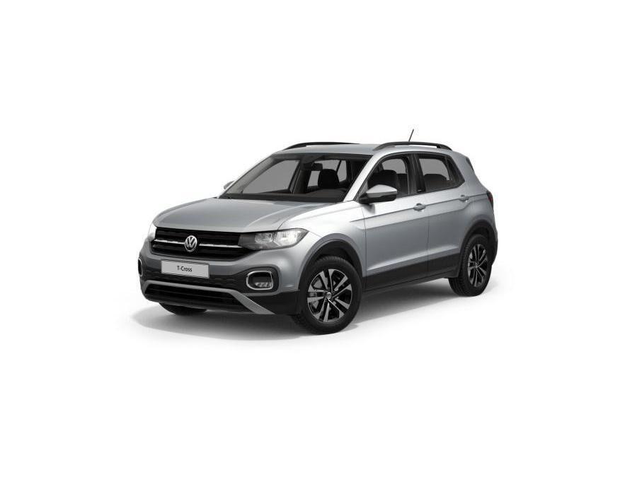 Volkswagen T-Cross 1.0 TSI United OPF 1/5