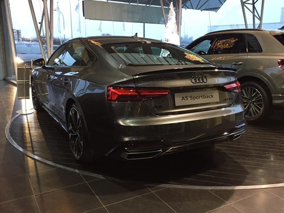 Audi A5 Sportback Dsl 40 TDi Q Business Ed. Edition One S tr. 2/2