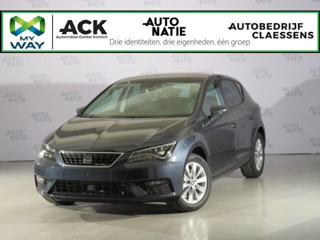 SEAT Leon Dsl 1.6 CR TDi Move! DSG (EU6.2) 1/8