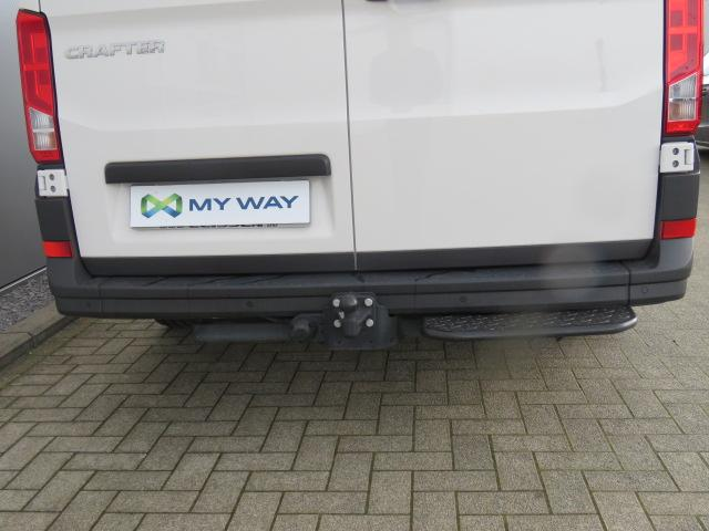Volkswagen Crafter 2.0 CR TDi L3H3 Automatic-8 14/15