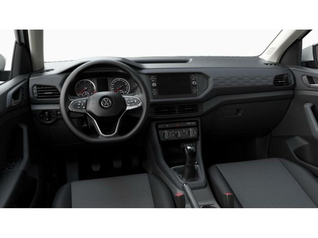 Volkswagen T-Cross Dsl 1.6 TDi SCR 3/3
