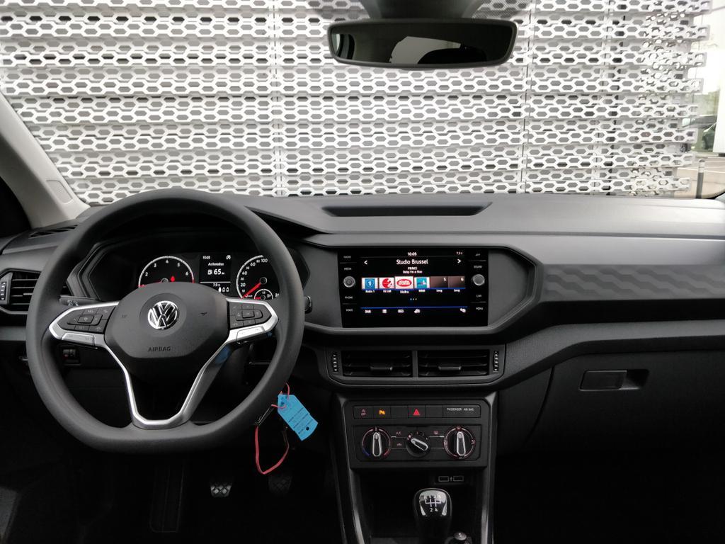 Volkswagen T-Cross 1.0 TSI OPF 5/6