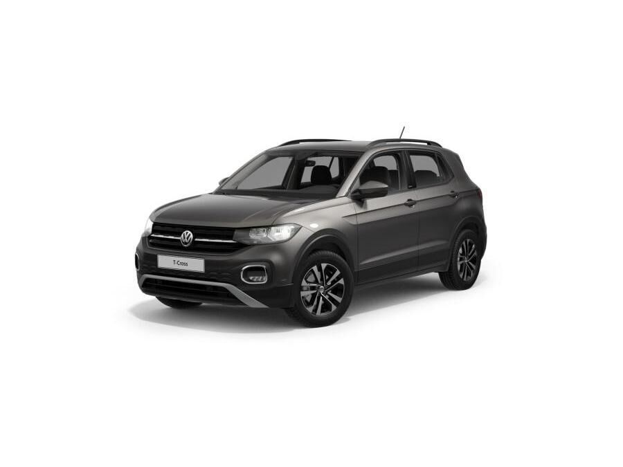 Volkswagen T-Cross 1.0 TSI United OPF 1/6
