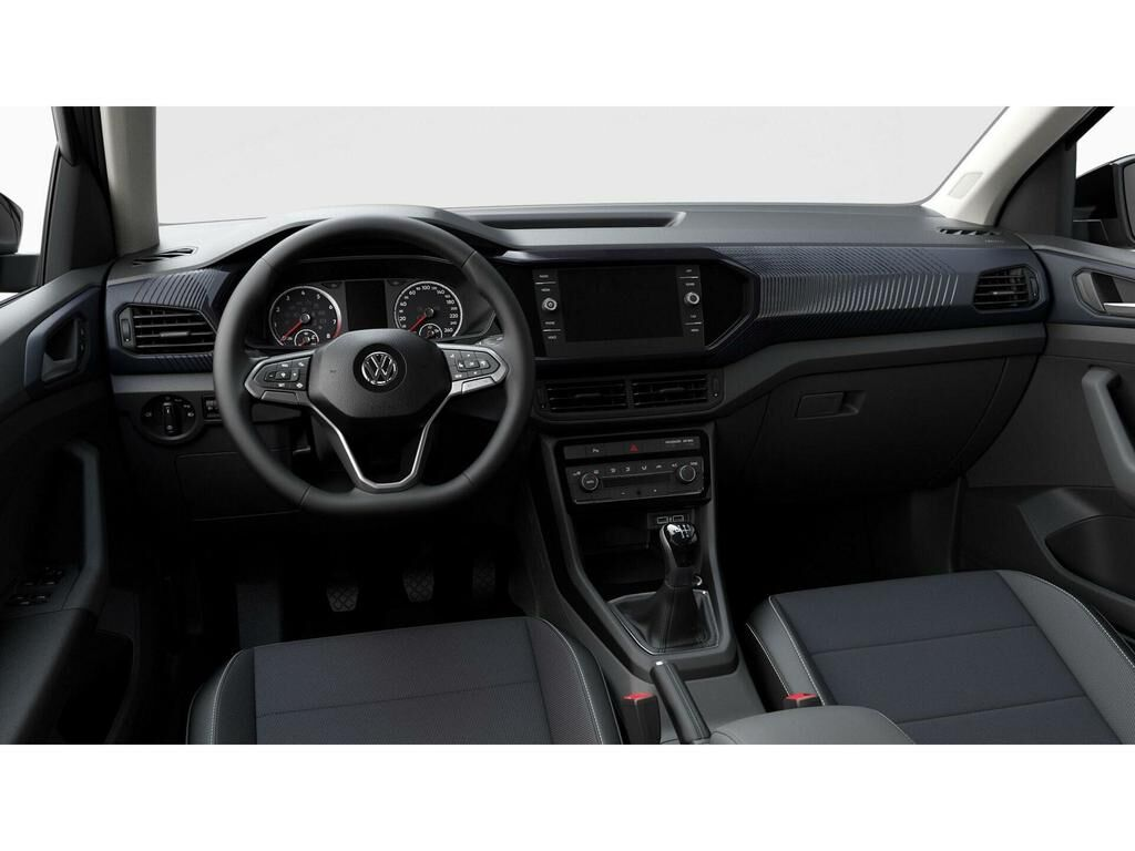 Volkswagen T-Cross 1.0 TSI Life OPF 4/6