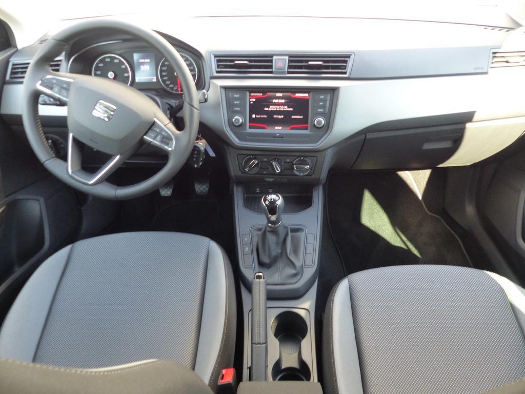 SEAT Ibiza 5P/D Move 1.0 TSI 95pk (70kW) MANUEEL 5v Start/Stop EURO 6 DG