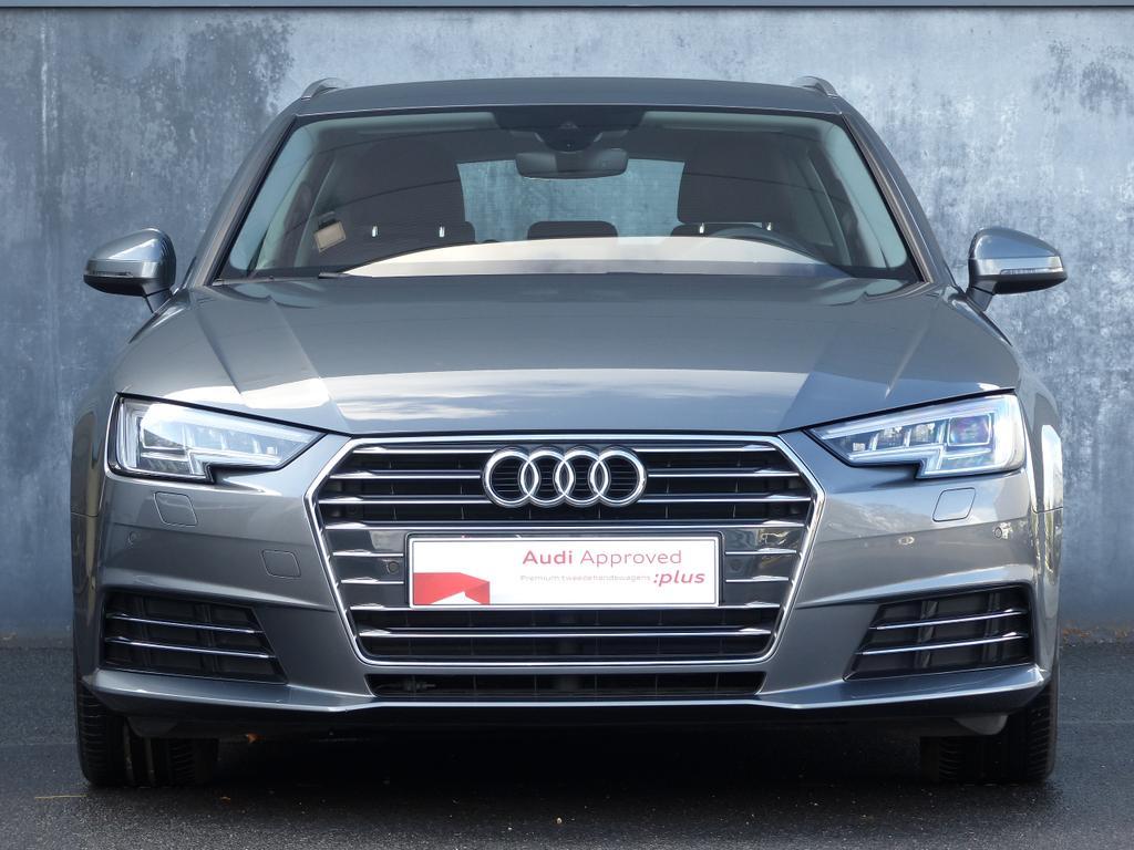 Audi A4 SW 2L TDI 190pk S-Tronic EU6b*LED*CAMERA*GPS*BLUETOOTH*TOPWAY.BE