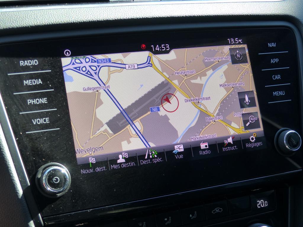 Skoda Octavia SW 1.0 TSI 115pk*EURO6d*GPS*BLUETOOTH*CARPLAY*TOPWAY.BE