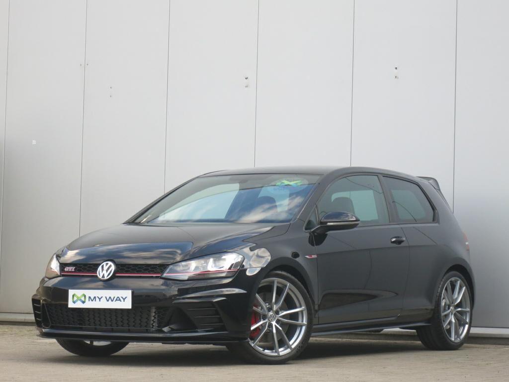 Volkswagen Golf VII GTI 2.0 TSI Clubsport