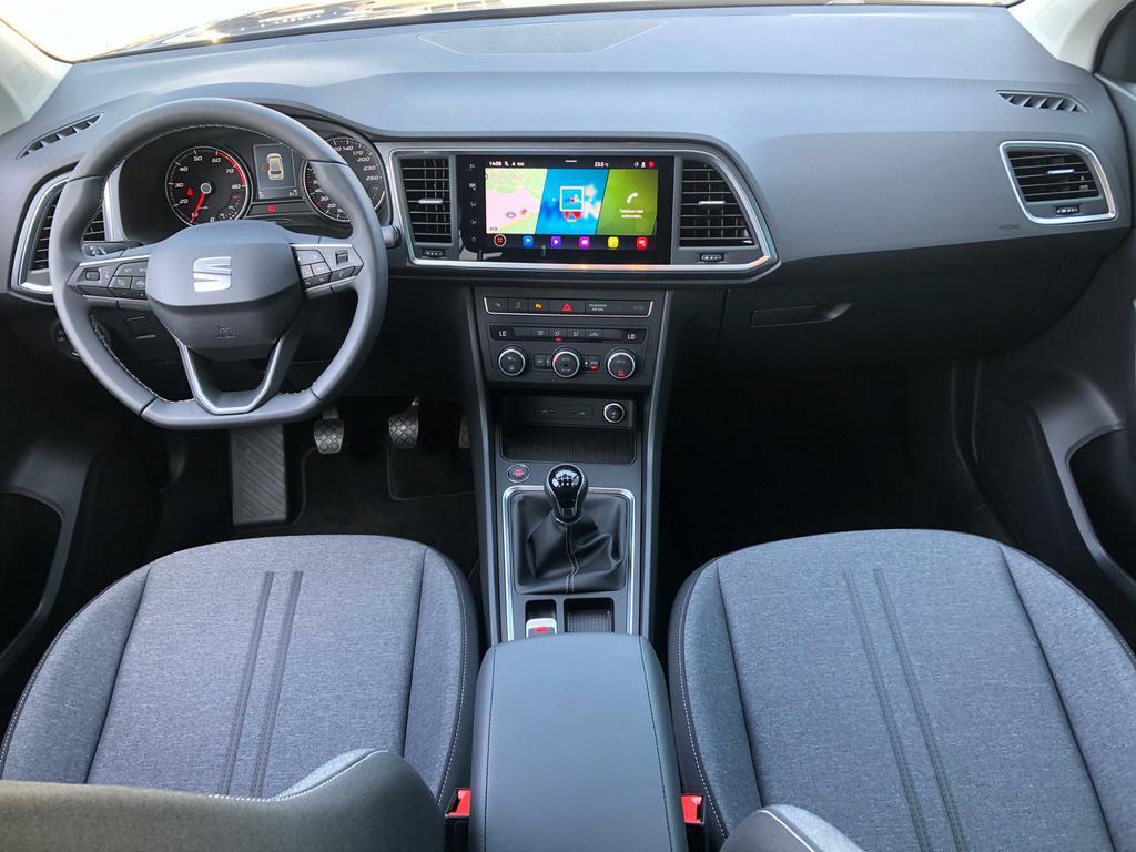SEAT Ateca Move 1.0 TSI 115pk (85kW) MANUEEL 6v Start/Stop
